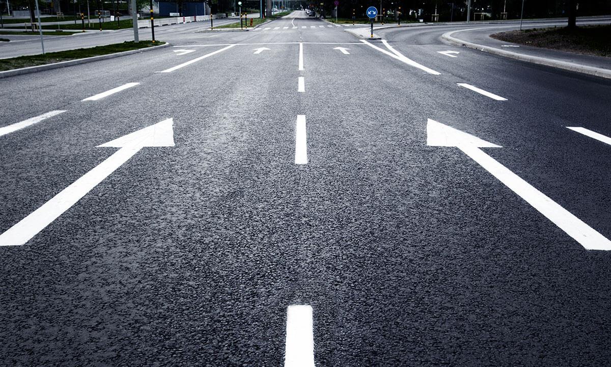 Sfeerbeeld autoweg