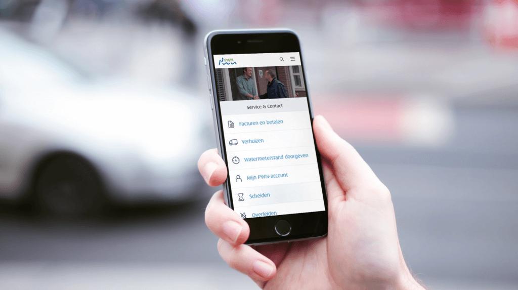 Mobieloverzicht pwn app